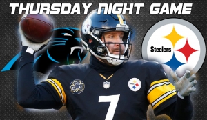 Big Ben dominiert Thursday Night Game