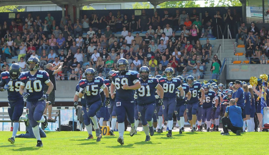 It's Game Day – Biberach Beavers starten in die GFL2-Saison